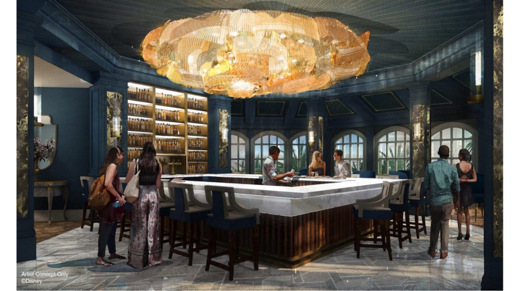 'Beauty and the Beast' themed Lounge coming to Disney's Grand Floridian Resort & Spa