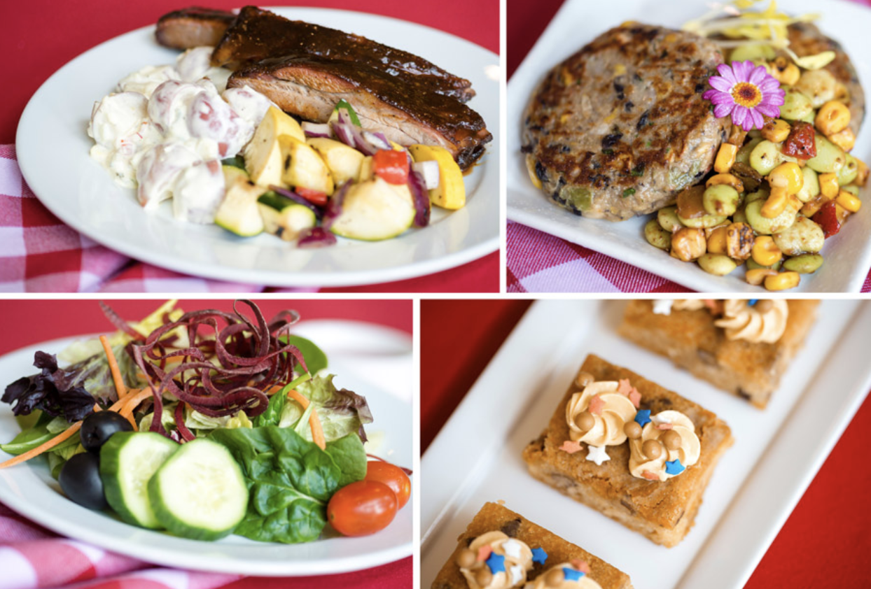 Mouthwatering Food Options