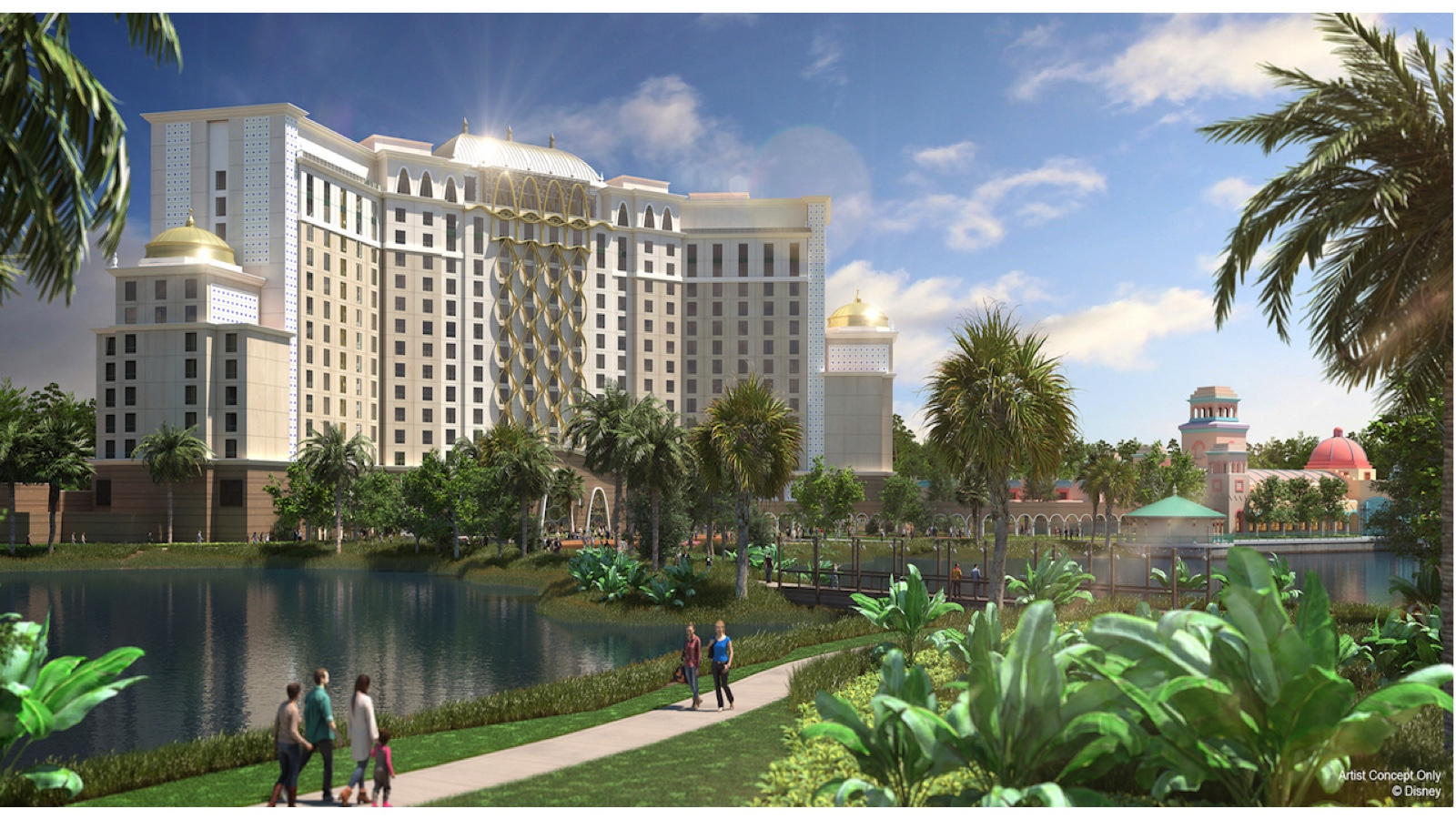 Photo of new Grand Destino Resort