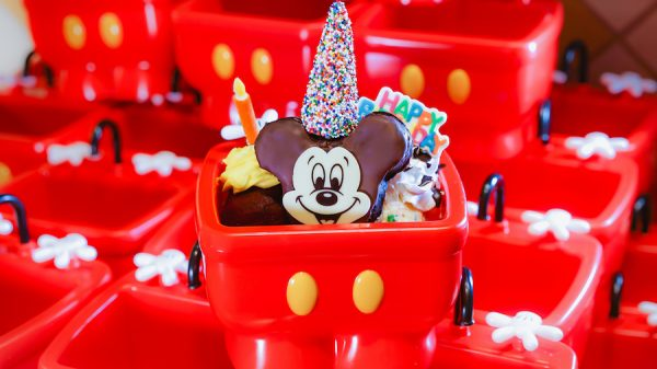 Foodie Guide to Mickey's Birthday at Disney Parks