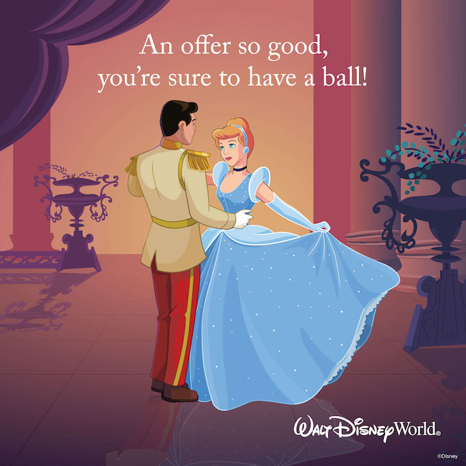 Reservations For The Room In Cinderella