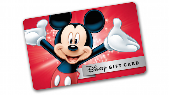 disney world gift card wdw daily news connecting fans to news about walt disney 6950