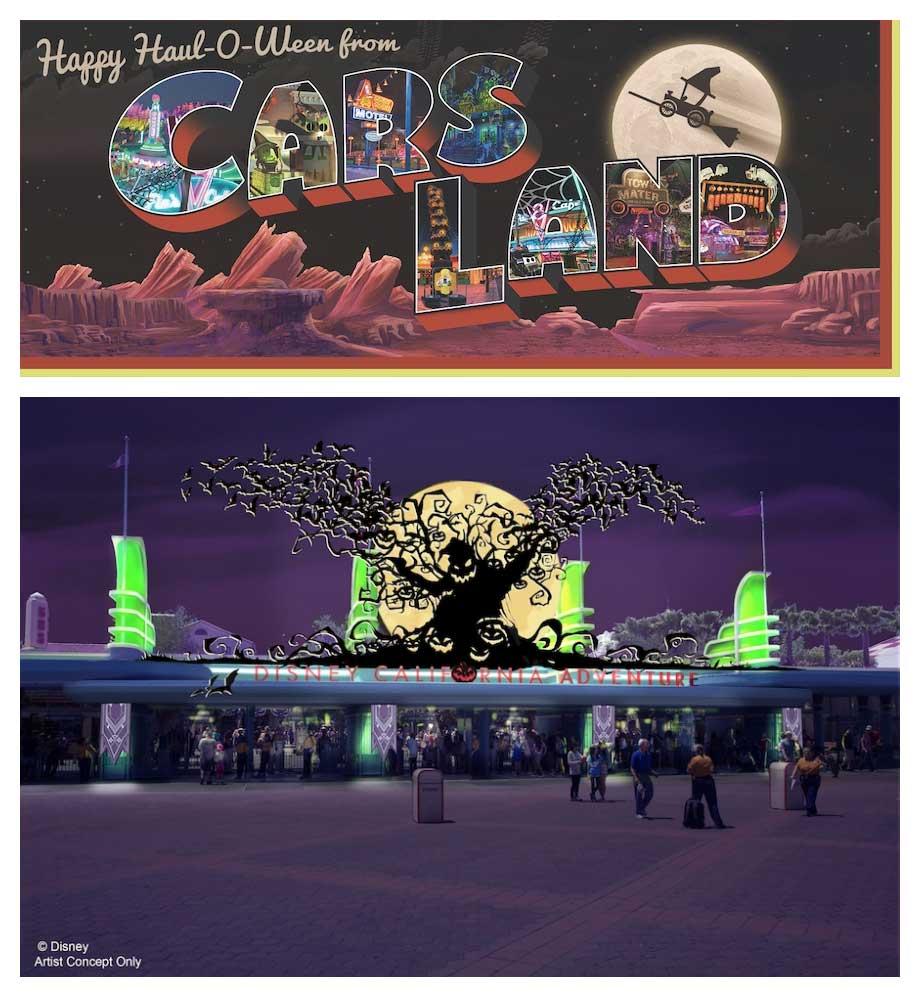 halloween time at the disneyland resort expands to disney california