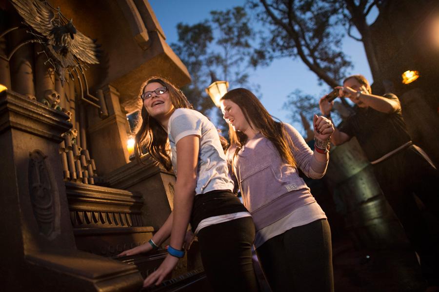 Interactive Queues My Magic Plus Disney World