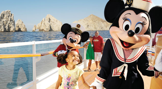 Disney Cruise Mexico