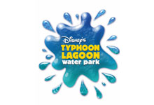 Disney's Typhoon Lagoon Water Park Logo