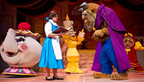 Beauty and the Beast-Live on Stage